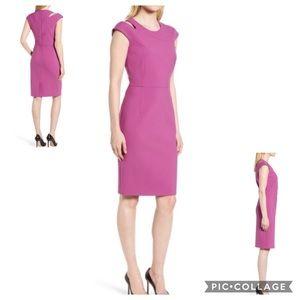 🆕 🌻 Hugo Boss Danouk Cutout Detail Dress